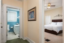 Bathroom / Master Bedroom
