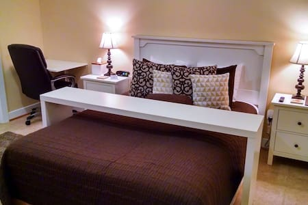 Private 1-Bedroom Studio Apartment - Charlottesville - Apartemen