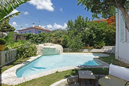FONTAINE DE GAIRAUT - Nice - Villa