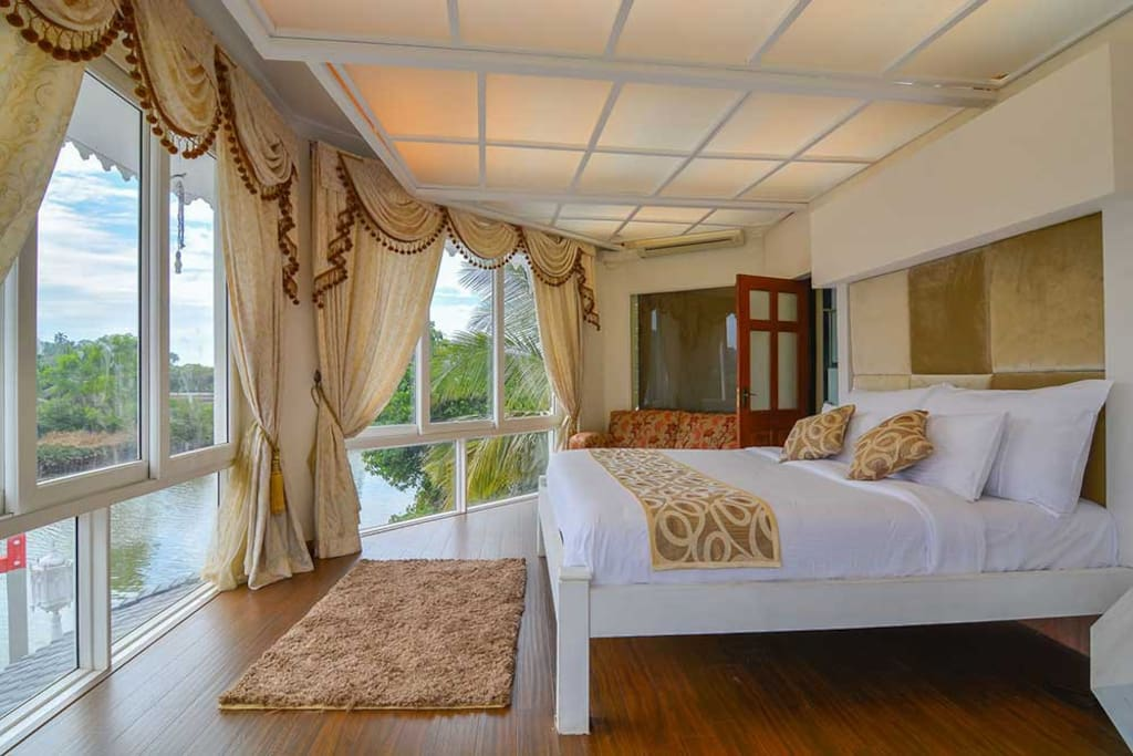 River view Master Bedroom
