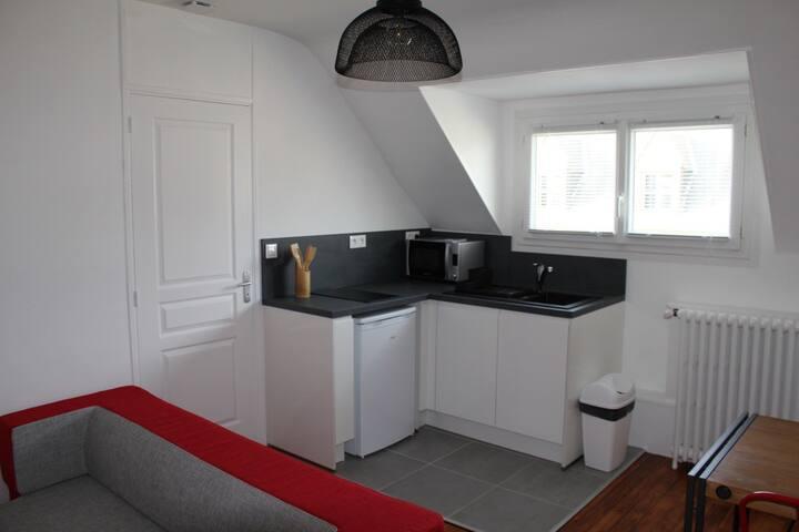 Studio meublé hypercentre Amiens