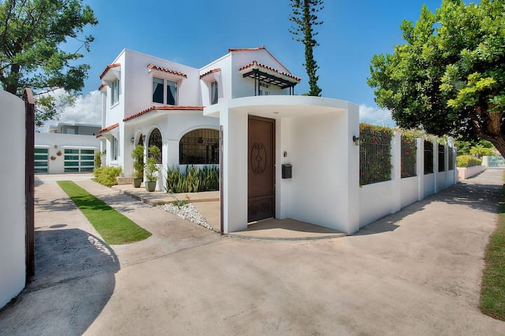 Gorgeous House, Automatic Gate