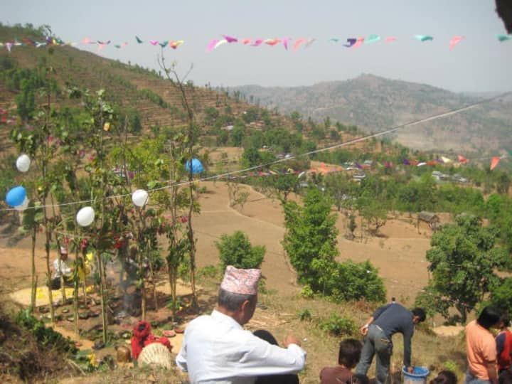 Nalang 5, Jyamirswara, Dhading District Nepal