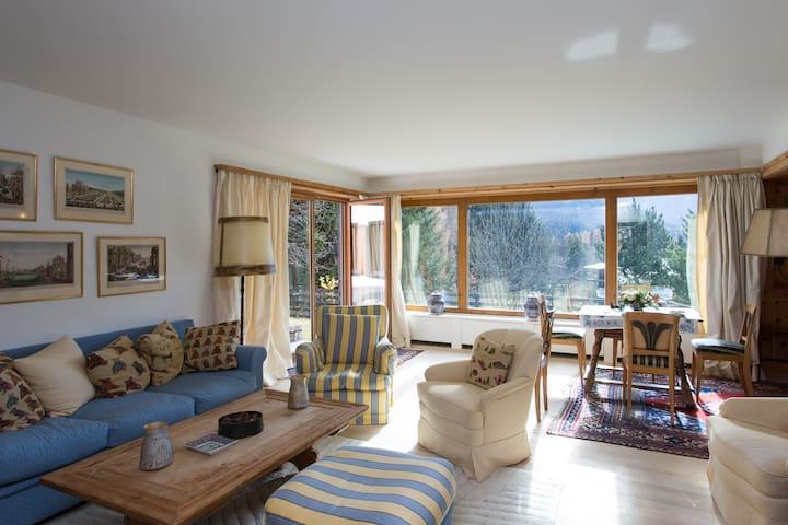 Chalet Seeweg Davos - Davos - Rumah