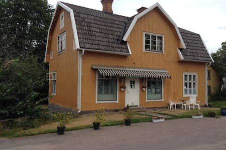 Charming old house for 1-6 person - Hultsfred N - อพาร์ทเมนท์