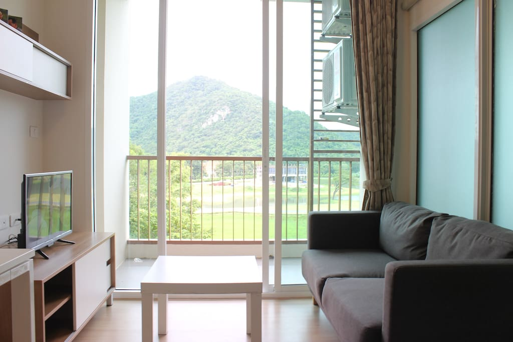 Room with Mountain View