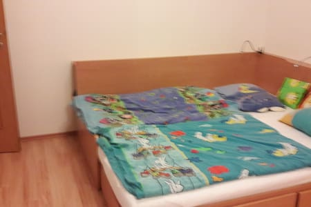 Double-bed room in Drasov, nearby Brno - Drásov - アパート