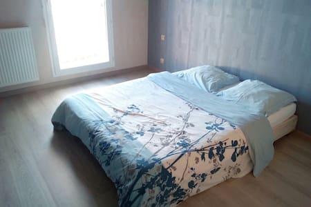 Chambre dans un grand appartement - Guyancourt