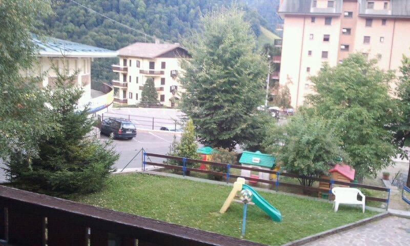 Appartamento di fianco alla funivia - Moggio - Byt
