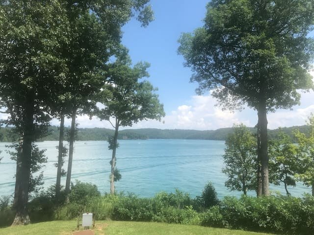 Norris Lake Condo at Shanghai Landing - Great View
