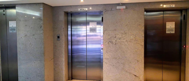 Elevador (entrada)