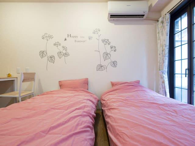 Namba nipponbashi dotonbori 403 - Tennoji Ward, Osaka - Apartment