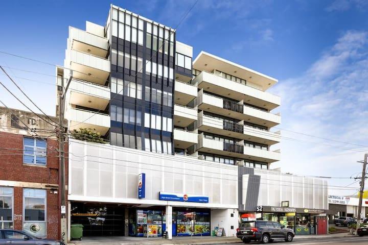 2 B/R Apartment 8km from Melbourne Central - Preston - Apartamento