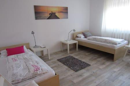 Neu renovierte Gästezimmer bei Volkach am Main - Kolitzheim