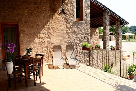 Room with large private loggia - Monzambano (MN) - Bed & Breakfast