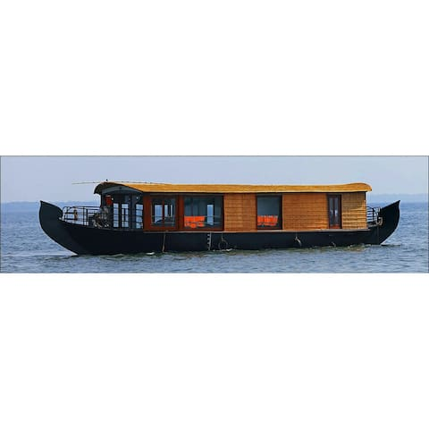 1 Bedroom Luxury Floating House in Vembanad Lake - Kumarakom - Båt