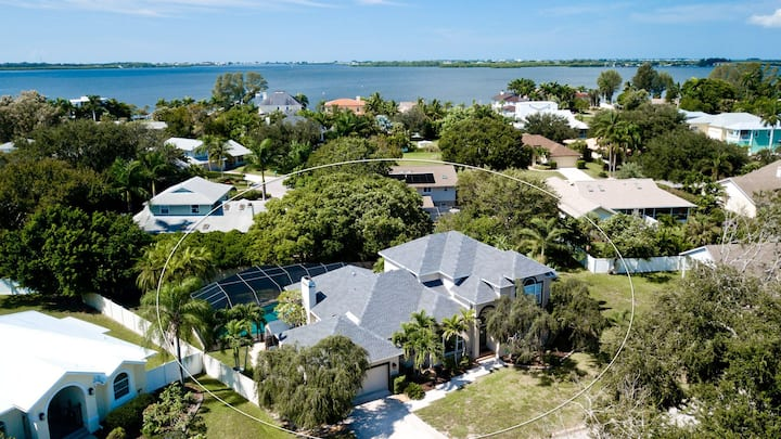 Paradise by the Bay! Htd Pool! Fabulous 4br/3ba!