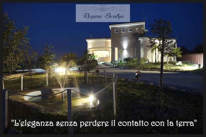 "B & B ""Regina Scalza"" Luxury Green - Turi - Bed & Breakfast"