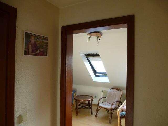 Zimmer ruhige Lage und doch zentral