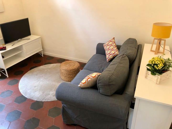 La casa della mongolfiera-Cozy apartment in Prato