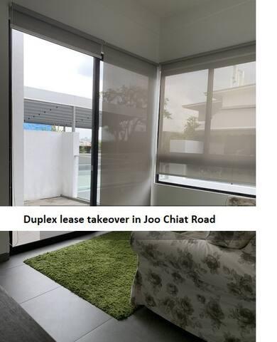 Duplex lease take over in Joo Chiat Road