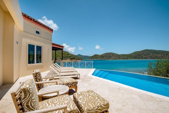 Scrub Island Reef House