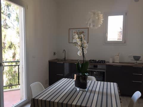 Designos apartman Imola szívében