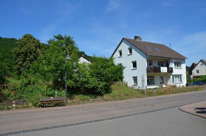 Gruppenhaus mitten in Deutschland!