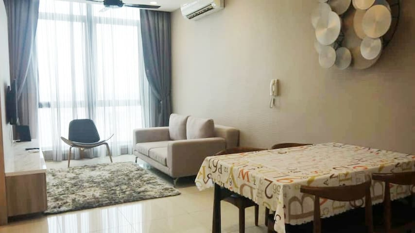 Nest Stay @ Amazing Putrajaya, (2 Bedroom)