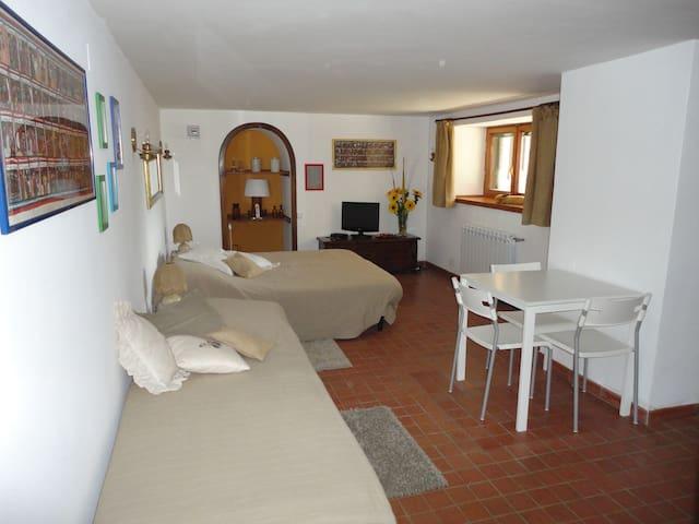 Appartamento indipendente in villa - Città Metropolitana di Roma - Appartement