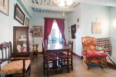 Típica casa Alpujarreña en Pitres - Rumah