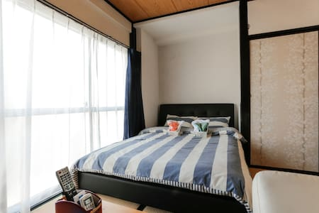 Best Access from HND, Free WIFI, 4ppl max - Ōta-ku - Apartemen