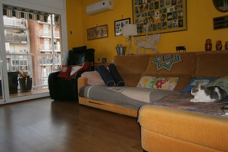 Se ofrecen habitaciones - Igualada - Lägenhet