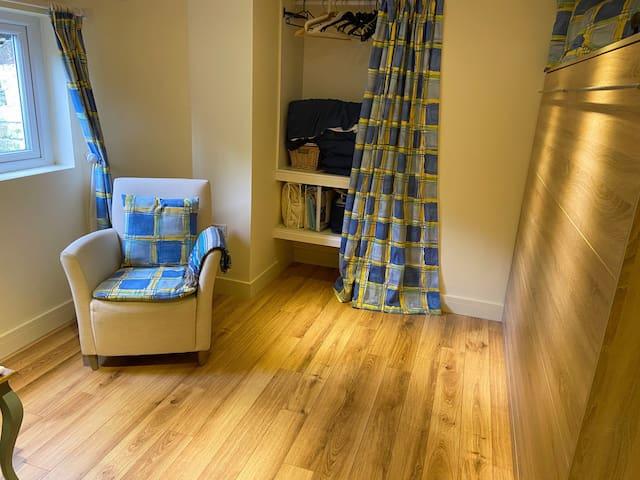Fabulous studio flat in buzzing Chorlton