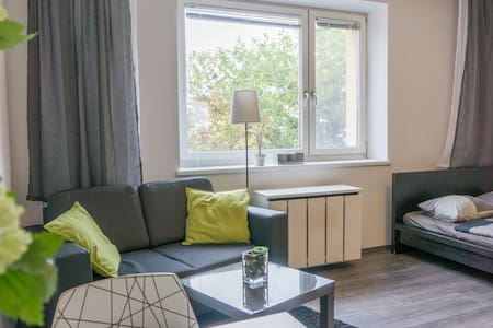 Cozy studio with beautiful view and parking lot - Vienna