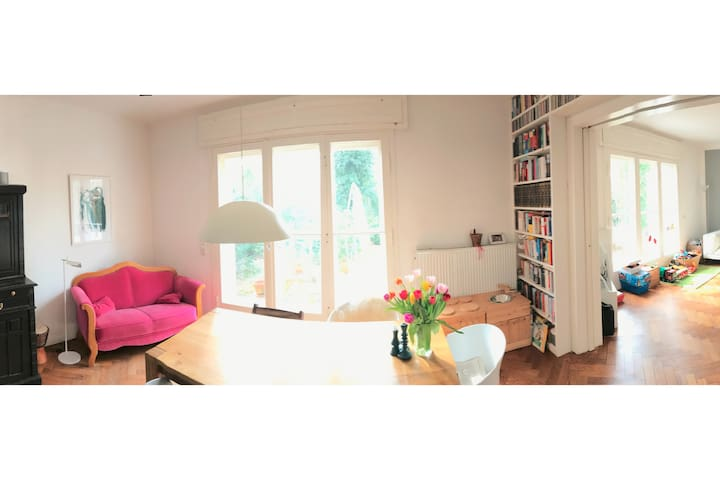 Cosy and bright house for you and your family - Berlin - Ház