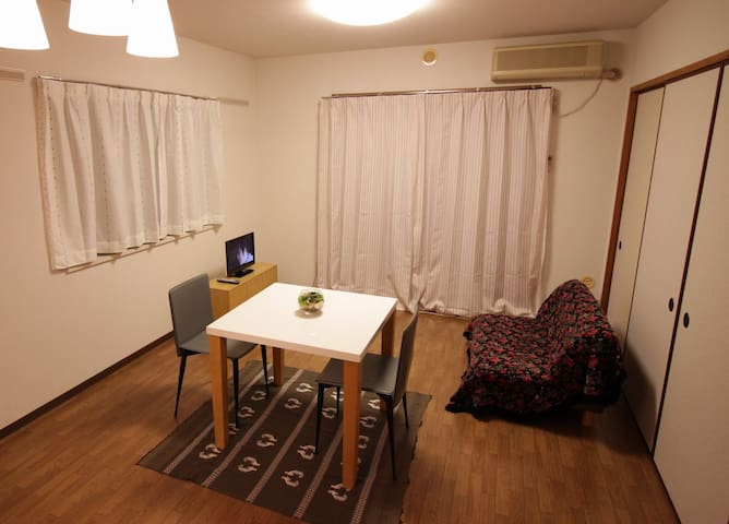 Renovated! 75sqm(1F) Good for couple,family,group - Mito-shi - Apartment