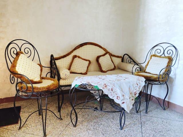 Private Apt close to city center of Fez