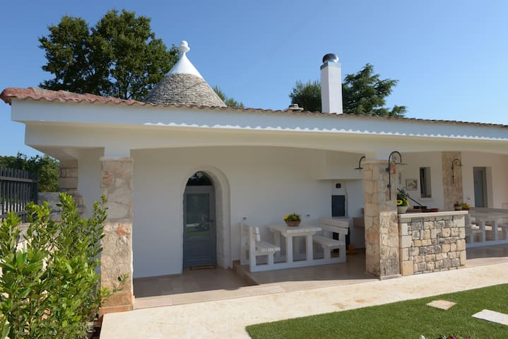 B&B La Linea Dell'Orizzonte Resort - Trullo Zenith