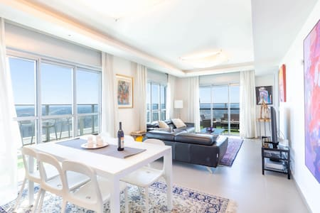 Seaview Oasis- Luxurious penthouse ⭐⭐⭐⭐⭐