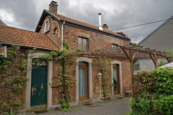 Gîte Bucolique, La Belle Epoque - Durbuy - Casa