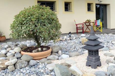 Jardin ZEN près du Lac - Chavanod - Hus