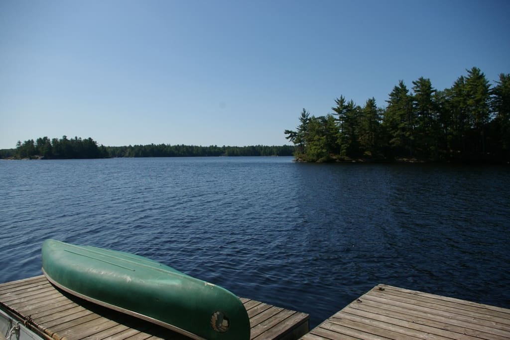 Waterfront Cottage On Muldrew Lake Muskoka Cottages For Rent In Gravenhurst Ontario Canada