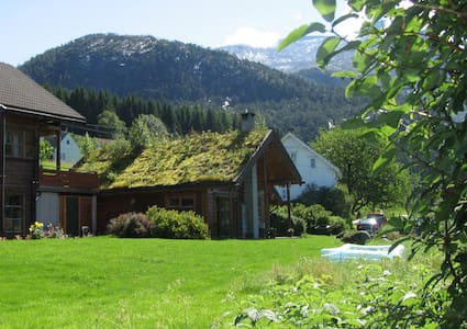 Gygratun Recreational Farm. Cottage. - Kvinnherad - Cottage