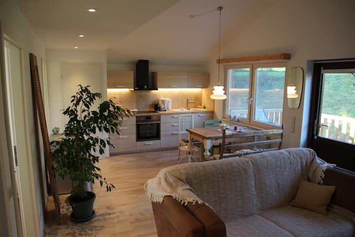 Brand-new apartment surrounded by wonderful nature