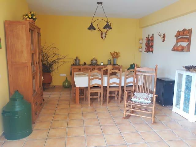 Casa rústica en Quintana