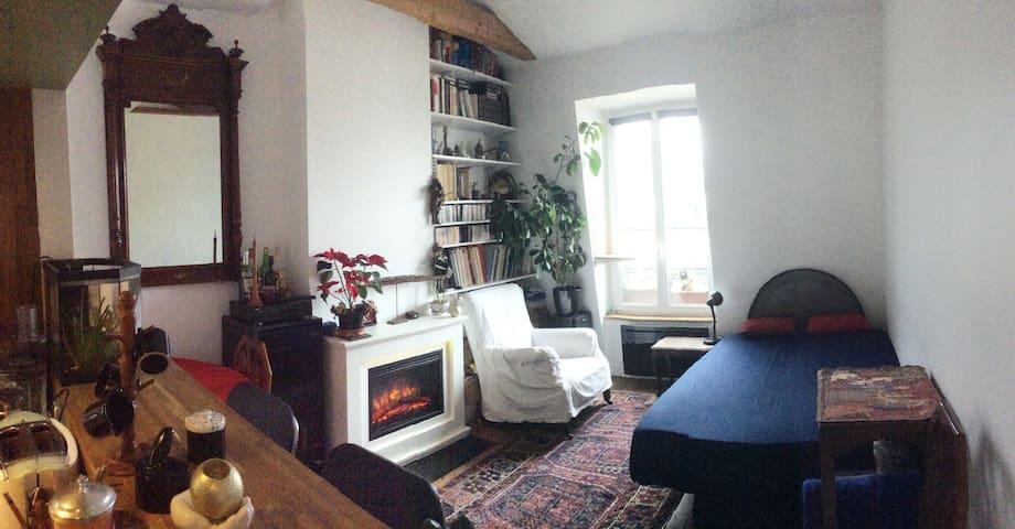 Haussmann(typic Paris)bright&cozy fl.business trip