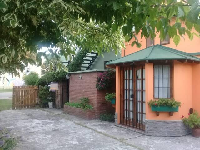 Casa para cuatro personas: QUIMERA