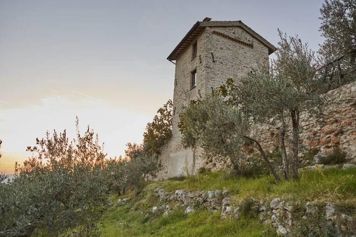 """La Torretta: nel cuore del """"cuore verde"""" d'Italia"""