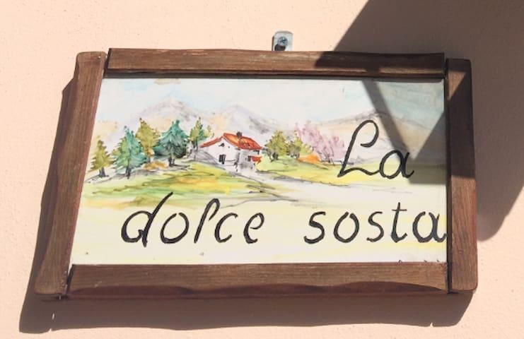 La Dolce Sosta - InteroAppartamento/B&B